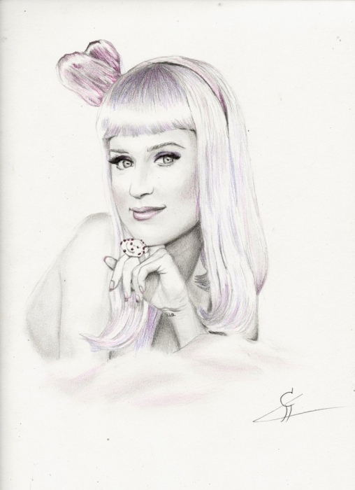 Katy Perry by C@ssie